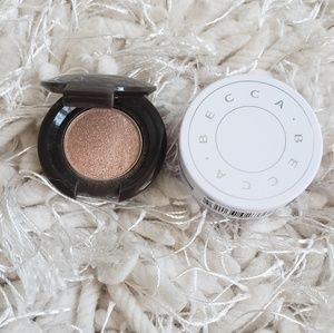 BECCA hydra mist powder and shimmer